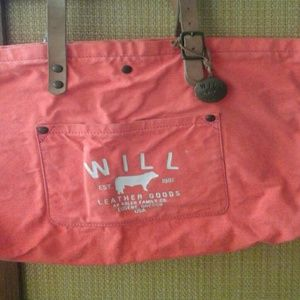 Will Leather Goods Handbags - 🌺🌺WILL LEATHER GOODS-USA MADE🌺🌺