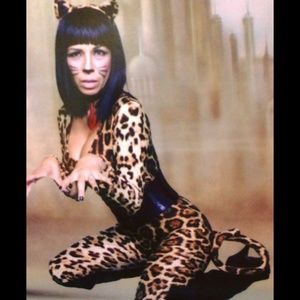 Leg Avenue Other - Cougar leopard halloween costume ad5080ff0