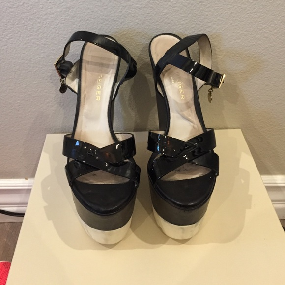 b4208d2560 Kurt Geiger London Shoes | Super Tall Wedge Platform | Poshmark