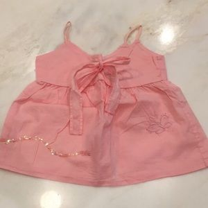 Other - Girls' cotton tank