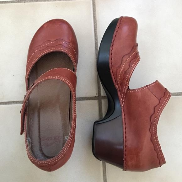 7aa5a49c8581 Dansko Shoes - Dansko Mary Jane Clogs