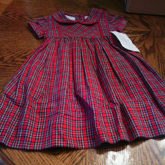 Strasburg Dresses Baby Girl Holiday Dress Poshmark