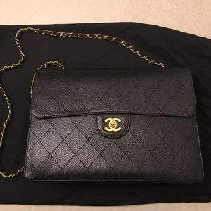 NEED GONE TODAY! Classic Chanel Single Flap