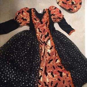 Other - Gorgeous reversible witch costume from Salem, MA!