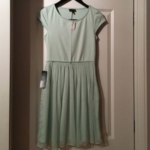 NWT The Limited, mint green dress
