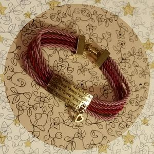 Jewelry - Love*amor*AMORE*Amour Bracelet