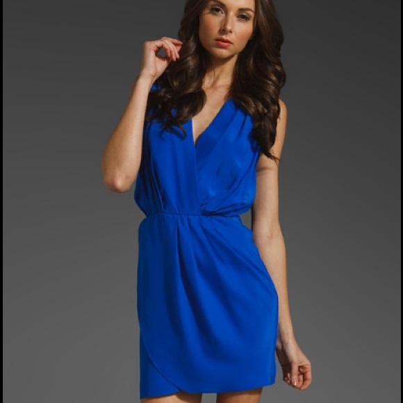 Amanda Uprichard Dresses | Silk Dress | Poshmark