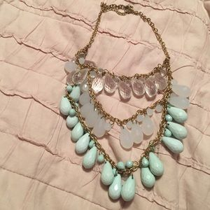 Jewelry - Turquoise layered necklace.