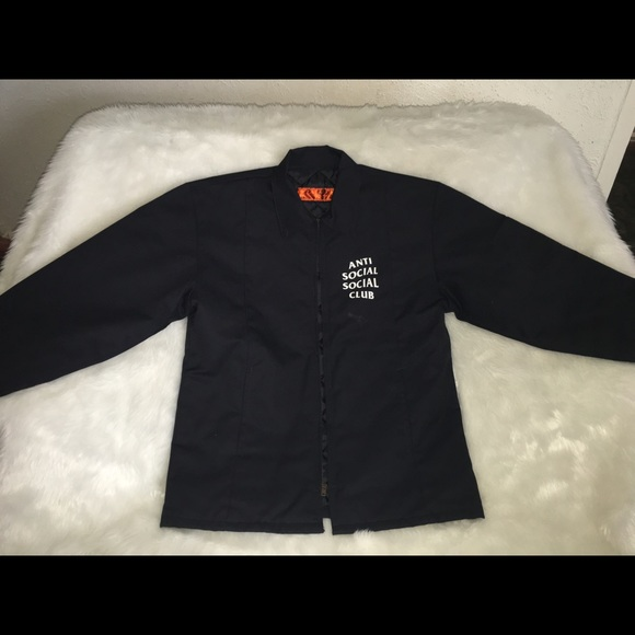 a81f2bc59 Supreme Jackets & Coats | Anti Social Club Nu Korean Flag Bomber ...