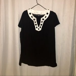 Link Tops - Classy Blouse with some Bling!