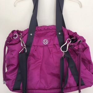 Lululemon Effortless Tote Duffle/Gym Bag