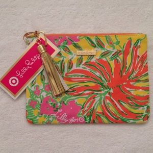 Lilly Pulitzer for Target Handbags - Lilly Pulitzer for Target Cosmetic Bag