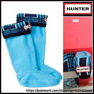 Hunter Accessories - HUNTER ORIGINAL Tartan Welly Socks