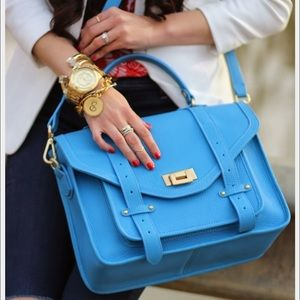 GiGi New York Hayden satchel