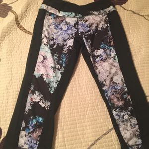 Cynthia Rowley workout leggings