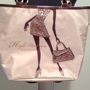 Handbags - Fashionable tote