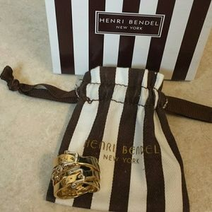 henri bendel Jewelry - Henri Bendel Ring Size 9.5
