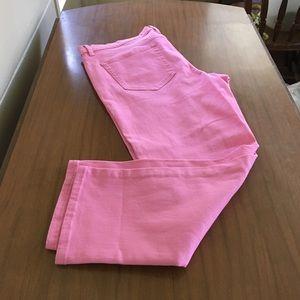Joe Fresh Pants - Joe fresh pink capris