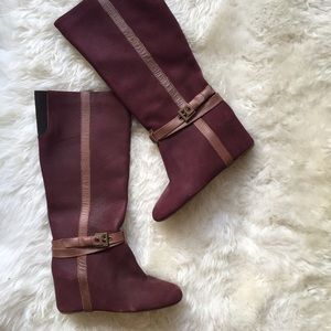80%20 Shoes - Wedge Boots