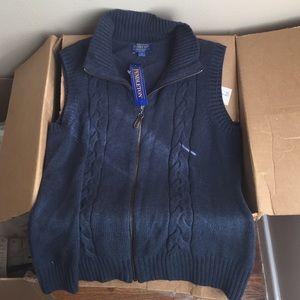 NEVER BEEN WORN. Pendleton vest.