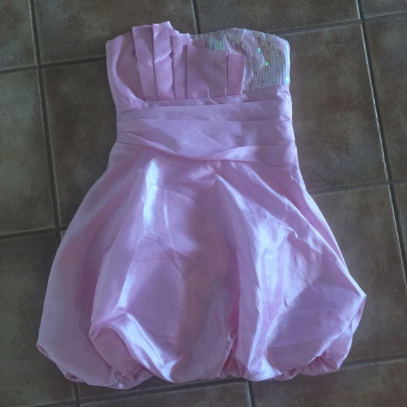 Teeze Me Dresses & Skirts - Pretty pink formal