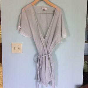 Victoria's Secret Other - Silk VS robe