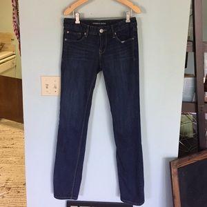 Express Denim - Express 4L Dark Skinny Jeans