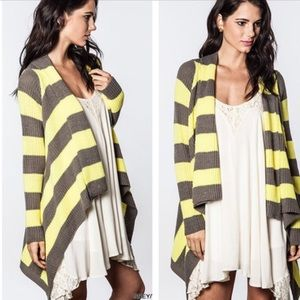 Sweaters - Chunky Knit Striped Sweater