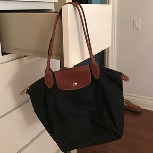 Longchamp small tote bag
