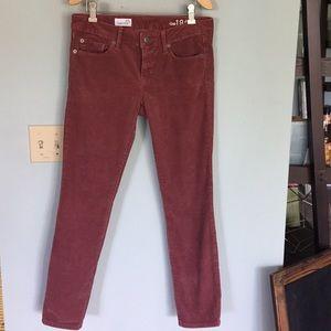 GAP Pants - GAP skinny cords NWOT
