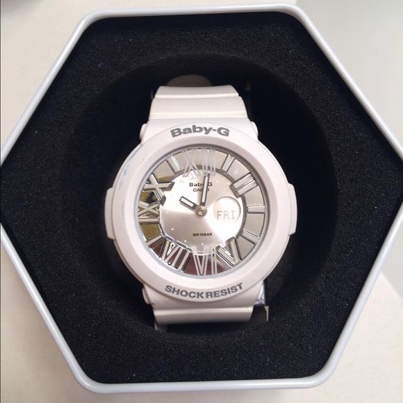 G-Shock Accessories - 🎉SALE🎉 G-shock Baby G white women s watch a3dd0ed0e