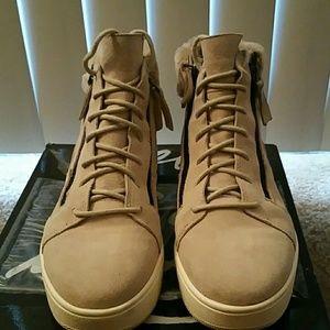 Banana Republic Shoes - High Top Sneaker