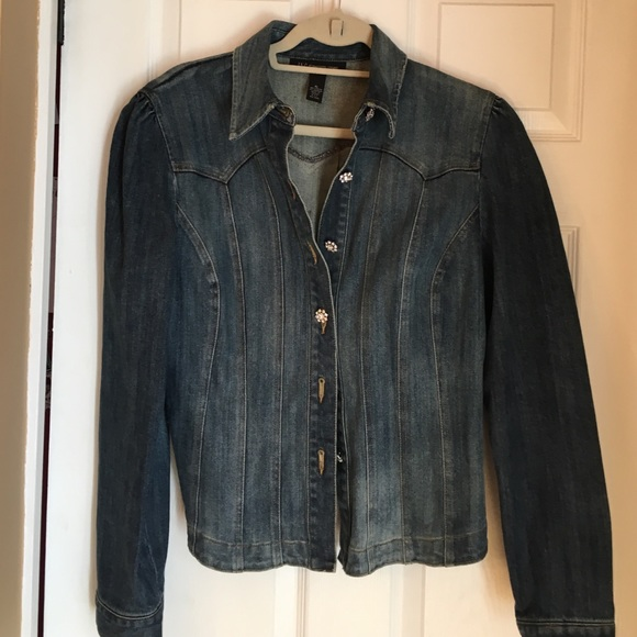 67% off INC International Concepts Jackets & Blazers - INC Denim ...
