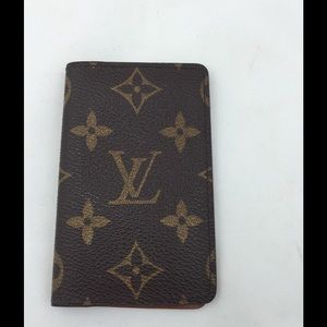 Louis Vuitton Handbags - Authentic Louis Vuitton Card Wallet!