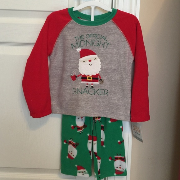 c8960c16f Carter's Pajamas | Just One You By Carters Christmas Santa | Poshmark