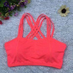 Pineapple.PalmBeach Other - 2/$15! Watermelon Active Bralette
