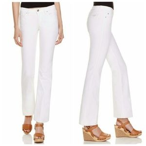 Joe's Jeans Honey Bootcut in White