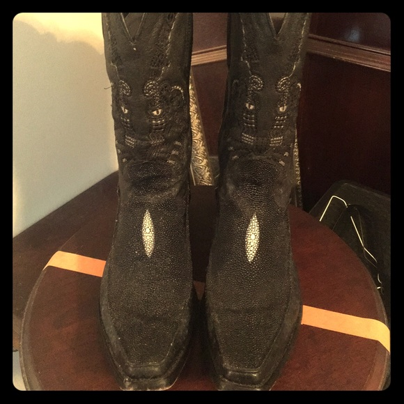 aba5b583769 Men's Cuadra leather cowboy boots