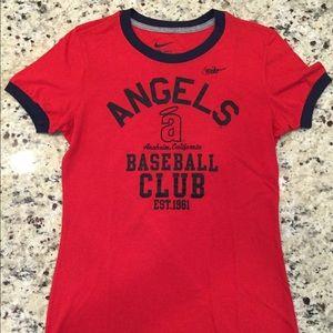 Nike Tops - Nike Anaheim Angels t-shirt