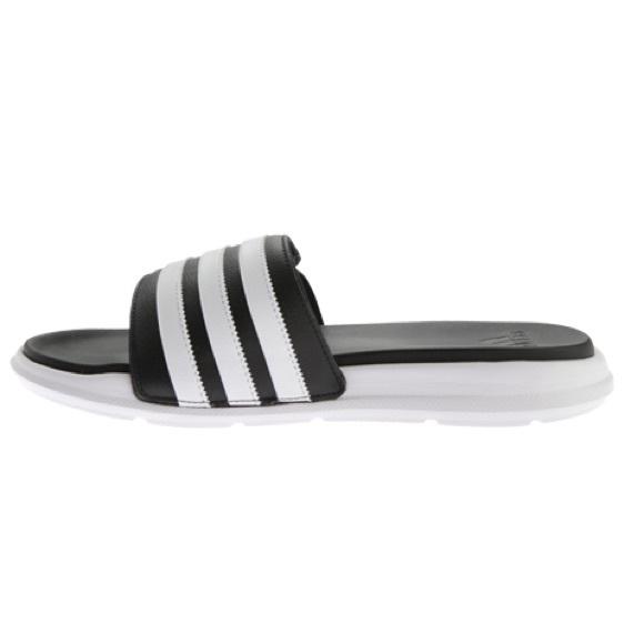 7670108642ff Men s Adidas Superstar 4G Slide Slip-on Shoe NEW!