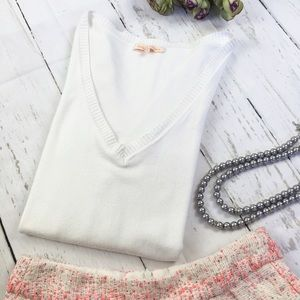 Sweet Romeo Sweaters - Sweet Romeo V-Neck Sweater