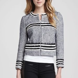 Tory Burch Rosemary Tweed Jacket