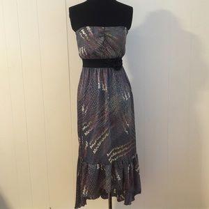 Little Miss Dresses & Skirts - Strapless High low dress