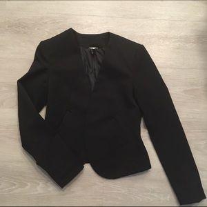 H&M Black blazer, size 4