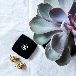 Oscar de la Renta Jewelry - FINAL PRICE🌸Oscar de la Renta Gold Acorn Earrings