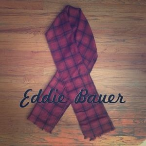 Eddie Bauer Other - Plaid Eddie Bauer Scarf