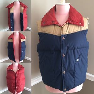 Penfield Jackets & Blazers - Vintage Penfield Down Feather Vest | Reversable