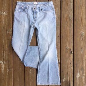 "Tilt Denim - TILT ""Huntington Flare"" Midrise Jeans Sz 11"