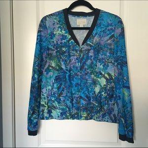 Hinge floral jacket