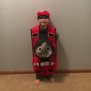 Thomas u0026 Friends Costumes - Thomas the train  James  costume  sc 1 st  Poshmark & Thomas u0026 Friends Costumes | Thomas The Train James Costume | Poshmark
